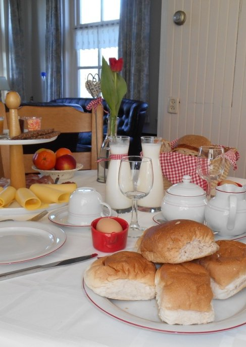 B&B Bed and Breakfast ontbijt Sneek Leeuwarden Friesland